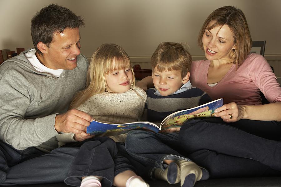a la lectura en ninos de: