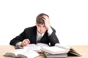 el estudio en la adolescencia