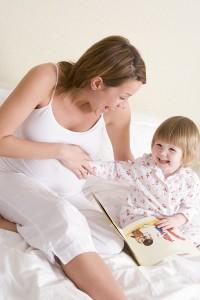Contarle cuentos a los hijos