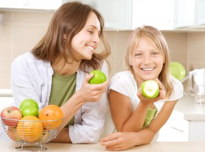 Enséñales a estar sanos y en buena forma física